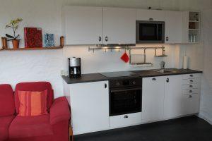 Küchenzeile von 2017